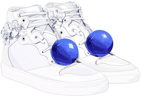 Balenciaga x Jeff Koons