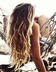Instagram Insta-glam: Textured Waves Perfect For the Beach