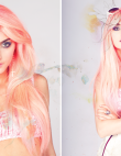 Pink, Purple, Blue and More: Hair Color Inspiration We're 'Dyeing' To Try
