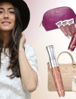 Color Stories: Fashion Blogger Lindsey Calla's Love For Berry & Champagne,...