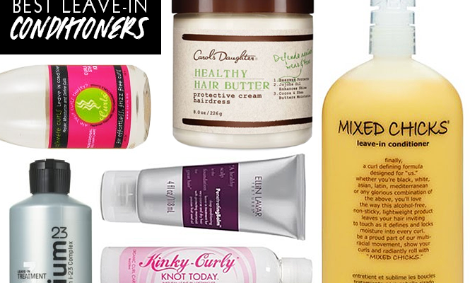 The Best Leave-In Conditioners for Textured Hair