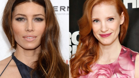 Best of the Week: Jessica Chastain, Jessica Biel & More Rock Side-Swept Curls | StyleCaster