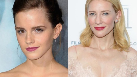 Best of the Week: Emma Watson and Cate Blanchett's Stunning Bold Lips, More | StyleCaster