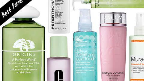 The Best Face Toners to Add to Your Routine   StyleCaster