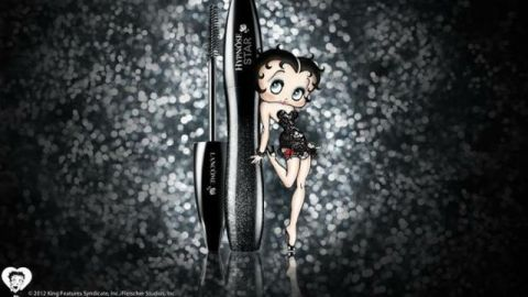 Lancôme Casts Betty Boop and Daria Werbowy for New Ad | StyleCaster
