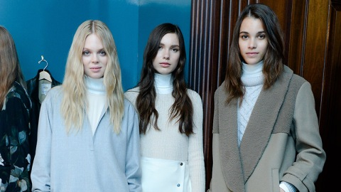 You'll Flip For Club Monaco's Fall Line | StyleCaster