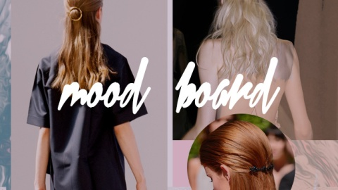 Mood Board: Half-Up Hairstyles | StyleCaster