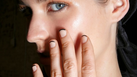 5 Ways To Spice Up Your French Manicure | StyleCaster