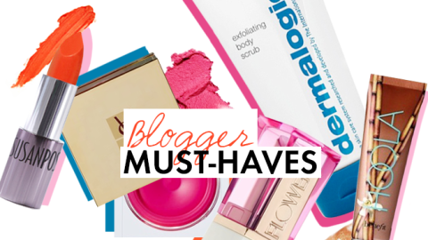 Our Favorite Beauty Bloggers Spill Their Must-Have Spring Products | StyleCaster
