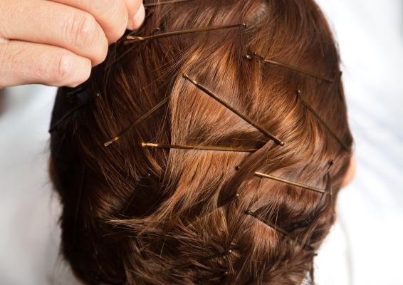 Bobby Pins How To Which Pins To Use Where Stylecaster