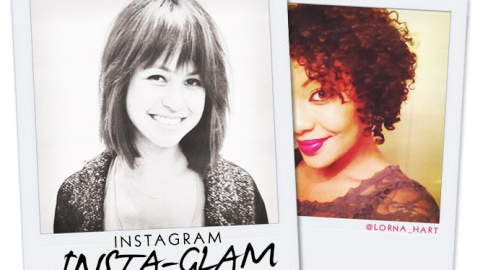 Instagram Insta-glam: The Choppy Bob | StyleCaster