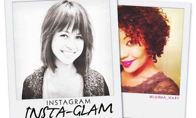 Instagram Insta-glam: The Choppy Bob