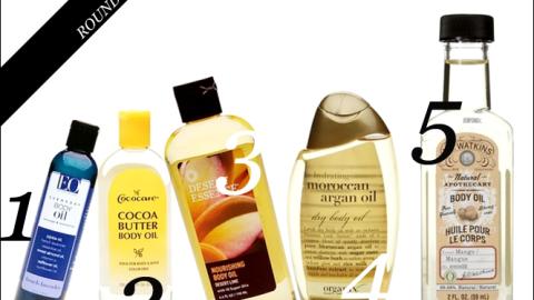 10 Under $10: Body Oils That Won't Break the Bank | StyleCaster
