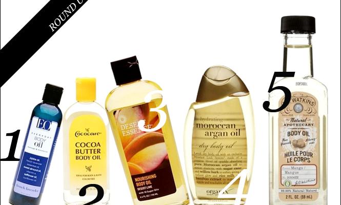 10 Under $10: Body Oils That Won't Break the Bank