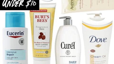 10 Body Creams Under $10 | StyleCaster