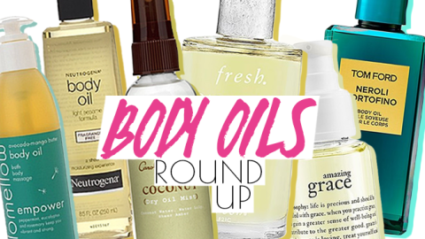 The Best Body Oils to Keep Your Skin Silky Smooth | StyleCaster