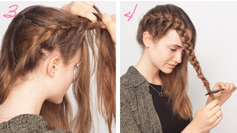 Get This Braided Headband in Just a Few Simple Steps | StyleCaster