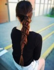 8 Braided Hairstyles to Dress Up Your Boring Ponytail