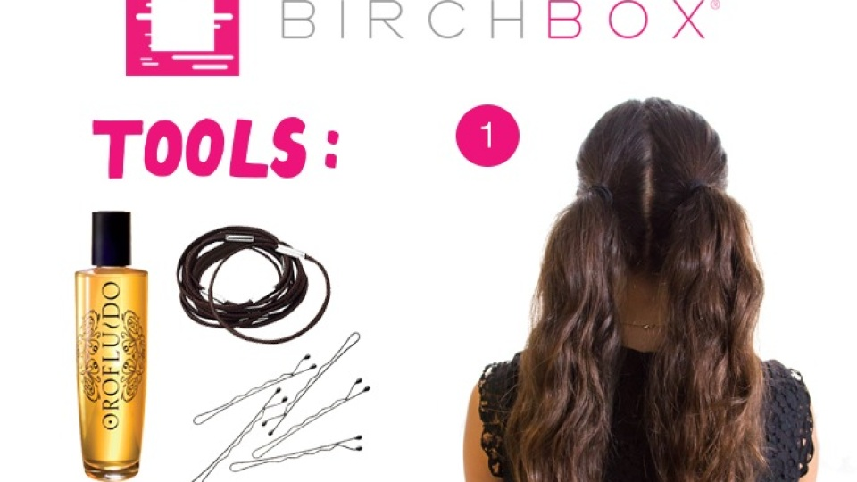 How To: Get a Folded Pigtail Braid Updo | StyleCaster