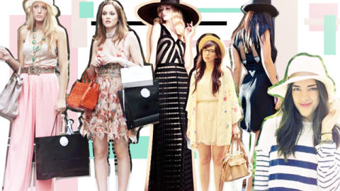 Community Trend Spotting: Shade the Sun with Wide Brim Hats | StyleCaster