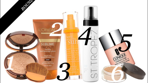 How To: Get a Sunkissed Glow During the Winter   StyleCaster