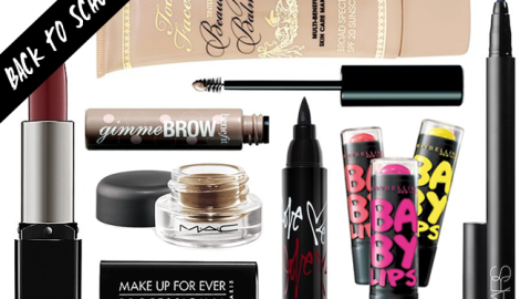 Top Makeup Artists Give Tips For Your Best Back-To-School Makeup Ever | StyleCaster