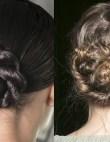 Elegent Bun Hairstyles You Can DIY