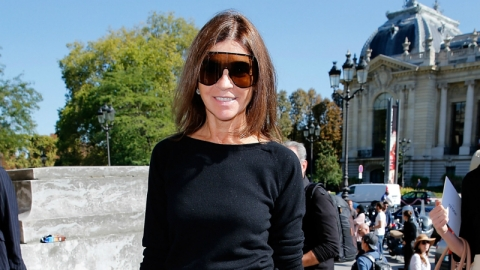 Carine Roitfeld Teams Up With Uniqlo  | StyleCaster