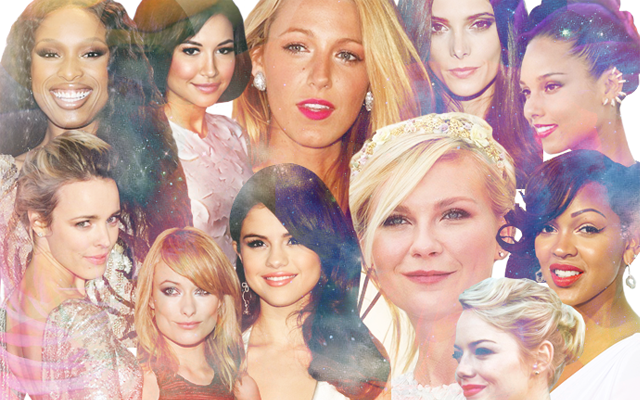 Celeb Hairstyle Inspiration: 50 Styles We're Loving Right Now