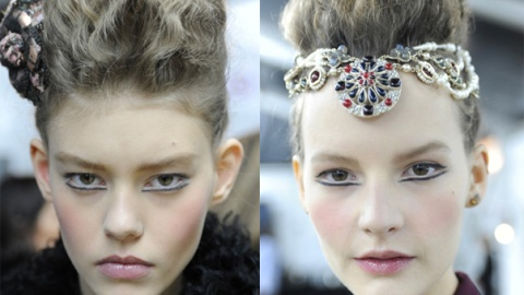 Chanel Pre-Fall 2013 Took Hair to New Heights | StyleCaster