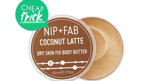 Cheap Trick: Nip + Fab Coconut Latte Body Butter   StyleCaster