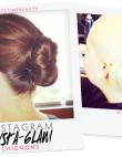 Instagram Insta-Glam: Chignons