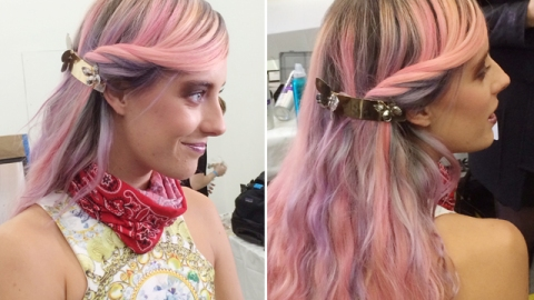 Beauty Buzz: Chloe Nørgaard Confirms Manic Panic Collab, Tone Down Your Metallics, More | StyleCaster