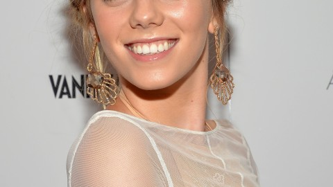 """How to Get This Cool Braid From Claire Julien of """"The Bling Ring"""" at Home 