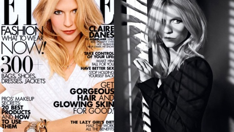 """Beauty Buzz: Claire Danes Covers """"Elle,"""" """"Vogue Italia"""" Features First Asian Cover Model, More 