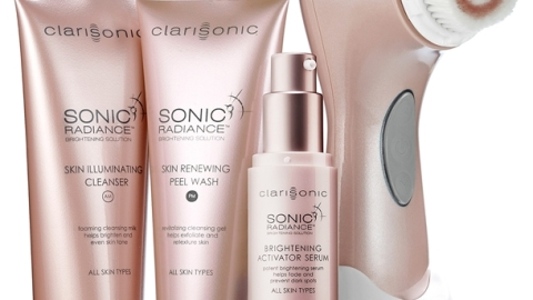 How It Works: Clarisonic Sonic Radiance Brightening Solution | StyleCaster