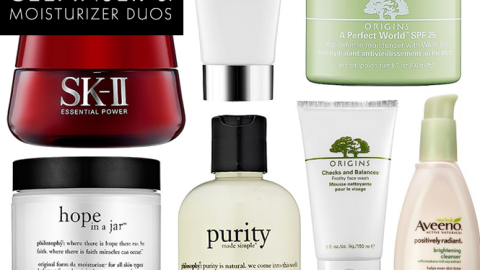 8 Best Cleanser and Moisturizer Duos For Clear Skin | StyleCaster