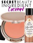 Secret Beauty Ingredient: Coconut Oil