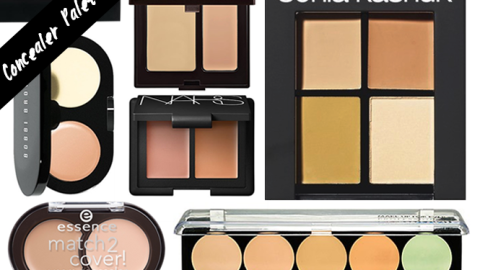 The Best Concealer Palettes for All Your Skin Issues | StyleCaster