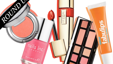 Coral Crush: Gorgeous Beauty Products In Spring's Hottest Hue | StyleCaster