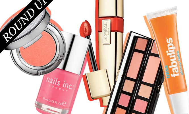 Coral Crush: Gorgeous Beauty Products In Spring's Hottest Hue