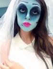 Halloween Makeup: 10 Best Tutorials From Bloggers