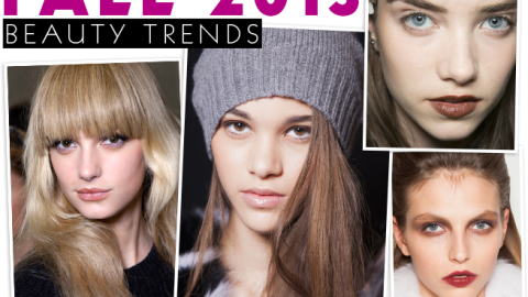 Fall 2013 Trend Report: 12 Trends to Get You Through the Season | StyleCaster