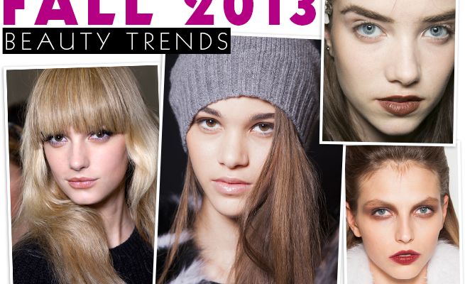Fall 2013 Trend Report: 12 Trends to Get You Through the Season