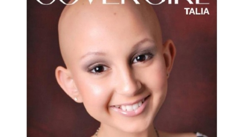 Beauty High's Daily Top 10: Teen Cancer Patient Named CoverGirl, One Direction to Launch Scent, More | StyleCaster