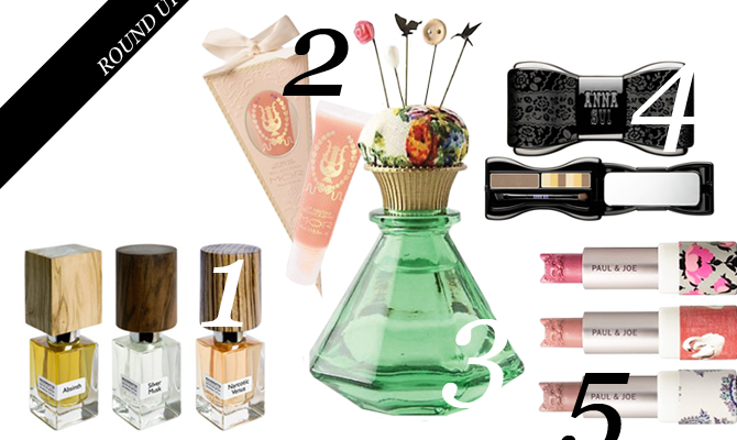 The 10 Most Creatively Packaged Cosmetics