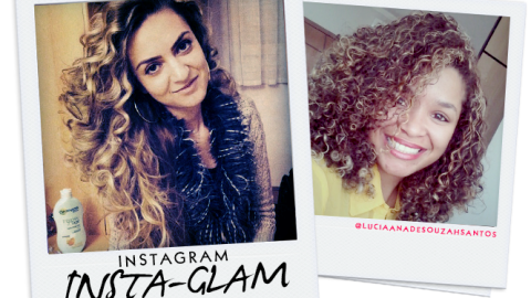 Instagram Insta-Glam: Curly Hair | StyleCaster