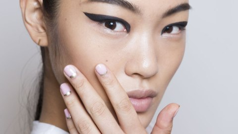 Nail Art is Growing Up For Spring 2015 | StyleCaster