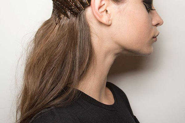 Hair Accessories Are Trending At New York Fashion Week
