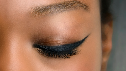 How to Get the Perfect Winged Eyeliner Every Time | StyleCaster